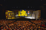 Christian PRUDHOMME (FRA) TDF Director during the presentation of the 105th Tour de France 2018 on October 17, 2017 at Le Palais des Congres in Paris, France - Photo I-HARIS / ProSportsImages / DPPI