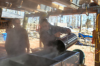 Maple Syrup Processing. Image taken with a Leica TL2 camera and 23 mm f/2 lens