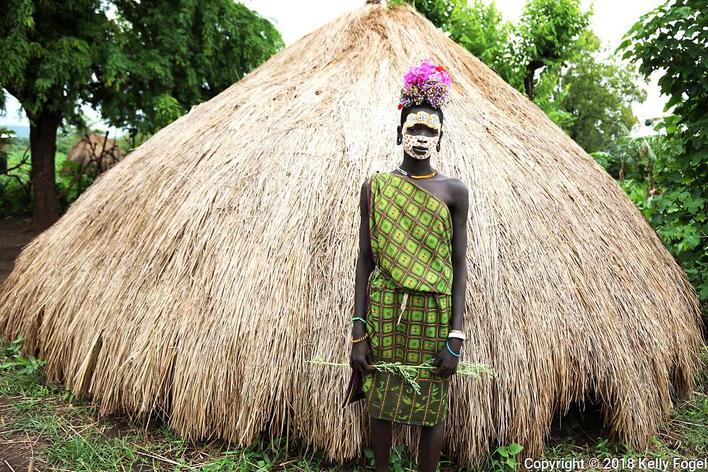 Surma Tribe, Omo Valley, Ethiopia