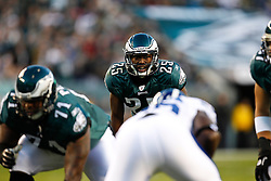 Philadelphia Eagles running back LeSean McCoy #25 during the NFL Game between the Indianapolis Colts and the Philadelphia Eagles. The Eagles won 26-24 at Lincoln Financial Field in Philadelphia, Pennsylvania on Sunday November 7th 2010. (Photo By Brian Garfinkel)