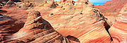 The Wave of North Coyote Buttes, Paria Canyon Wilderness, northern Arizona, USA