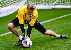 Anssi Jaakkola of Bristol Rovers - Mandatory by-line: Dougie Allward/JMP - 17/10/2020 - FOOTBALL - Memorial Stadium - Bristol, England - Bristol Rovers v Burton Albion - Sky Bet League One