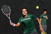 1/19/12 Men's Tennis vs Florida Atlantic