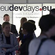 03 June 2015 - Belgium - Brussels - European Development Days - EDD - Financing - Financing sustainable development - Addressing vulnerabilities © European Union