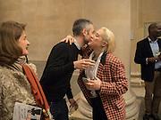 JILL RITBLAT; PABLO BRONSTEIN; MATILDE CERRUTI QUARA Historical Dances in an  antique setting., Pable Bronstein. Annual Tate Britain Duveens commission.  London. 25 April 2016