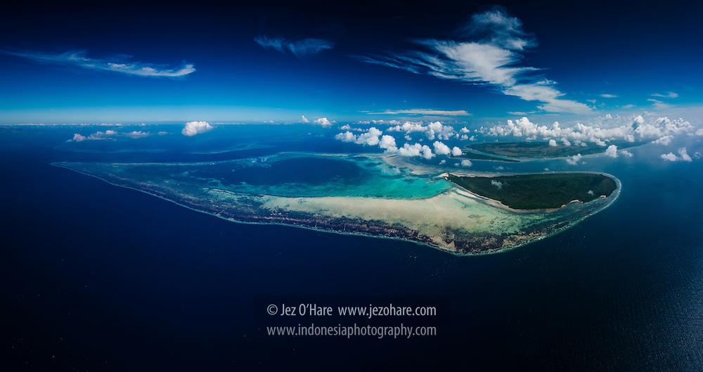 Tomia reef, Wakatobi National Park, Tukang Besi islands, South East Sulawesi, Indonesia.