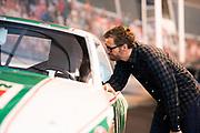 January 14, 2020: NASCAR Hall of Fame, Dale Earnhardt Jr