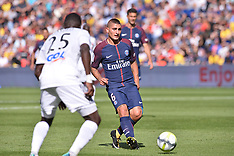 Paris SG vs Amiens, 5 August 2017