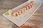 Salmon Sushi Maki