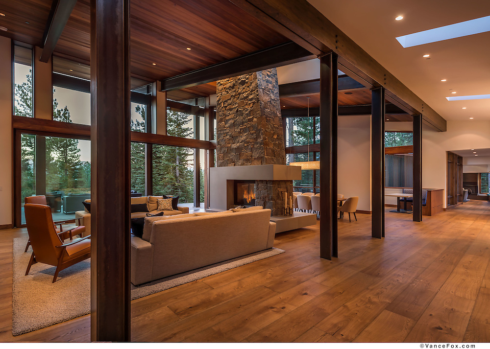 Ward Young Architects, ID3 Interior Design,