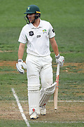 Central Districts Dane Cleaver bats in day 2 of the Plunket Shield Cricket match, Central Districts v Northern Districts, McLean Park, Napier, Monday, February 24, 2020. Copyright photo: Kerry Marshall / www.photosport.nz
