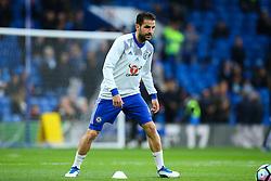 Cesc Fabregas of Chelsea warms up - Mandatory by-line: Jason Brown/JMP - 08/05/17 - FOOTBALL - Stamford Bridge - London, England - Chelsea v Middlesbrough - Premier League