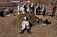 KR451, Traditional Burial ceremony in South Korea, enterrement en Coree du Sud