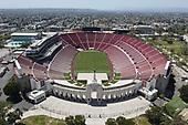 NCAA Football-Los Angeles Memorial Coliseum-May 15, 2020