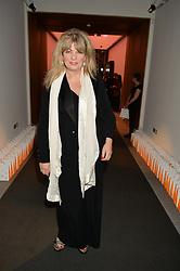 CAROL ASHBY at She Inspires Art in aid of Women for Women International's work, held at Bonham's, 101 New Bond Street, London on 16th September 2015.