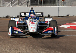 March 9, 2019 - St. Petersburg, FL, U.S. - ST. PETERSBURG, FL - MARCH 09: Rahal Letterman Lanigan Racing driver Graham Rahal (15) of United States during the NTT IndyCar Series - Firestone Grand Prix Qualifying on March 9 in St. Petersburg, FL. (Photo by Andrew Bershaw/Icon Sportswire) (Credit Image: © Andrew Bershaw/Icon SMI via ZUMA Press)