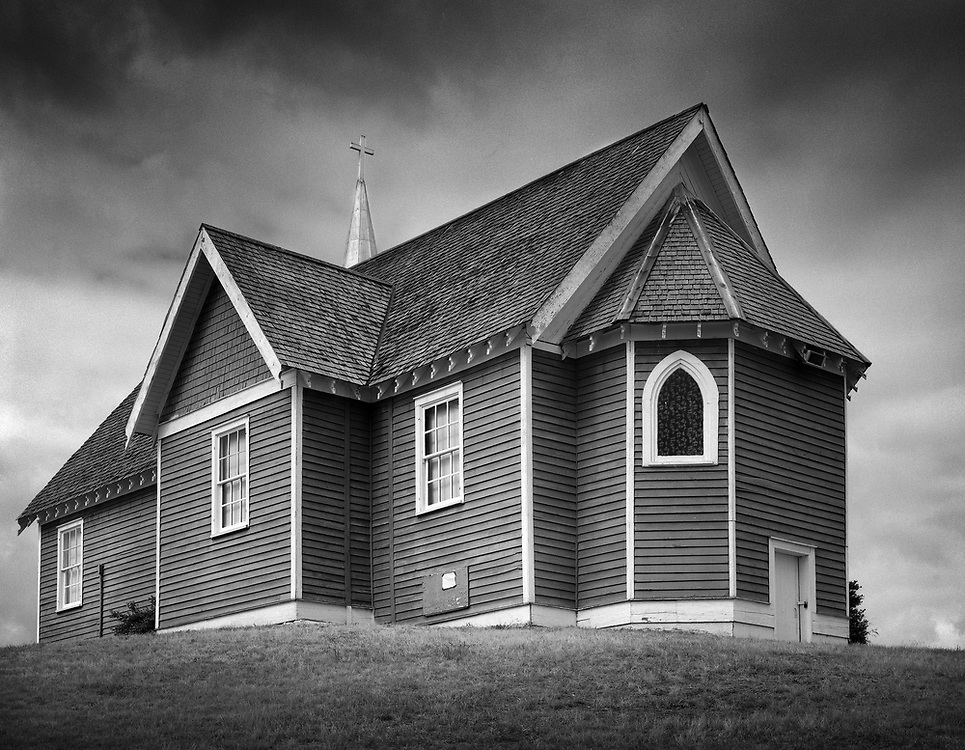 St Edmunds Church, Big Valley, AB