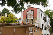 eorgi Bozhilov Slona House, Modern Art Gallery, Old Town, Plovdiv, Bulgaria, Europe