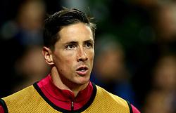 Fernando Torres of Atletico Madrid - Mandatory by-line: Robbie Stephenson/JMP - 18/04/2017 - FOOTBALL - King Power Stadium - Leicester, England - Leicester City v Atletico Madrid - UEFA Champions League Quarter-Final Second Leg