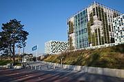 The International Criminal Court (ICC) in The Hague Netherlands   Internationaal Strafhof in Den Haag