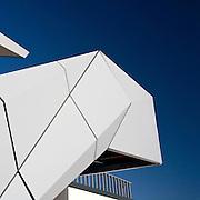 architecture london blue sky