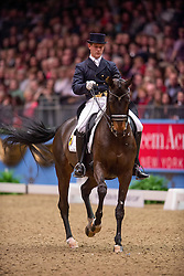 Missiaen Simon (BEL) - Vradin<br /> Kur - Reem Acra FEI World Cup Dressage Qualifier - The London International Horse Show Olympia - London 2012<br /> © Hippo Foto - Jon Stroud