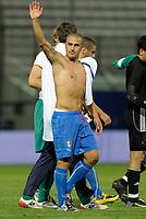 Fabio Cannavaro (Italia) <br /> Parma 14/10/2009 Stadio Ennio Tardini<br /> Italia Cipro - Girone di qualificazione dei Mondiali del Sudafrica 2009-10.<br /> Foto Giorgio Perottino / Insidefoto