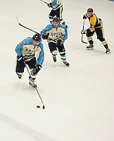 FIghting Spirit Junior A hockey at the Laconia Ice Arena.  Karen Bobotas for the Laconia Daily Sun