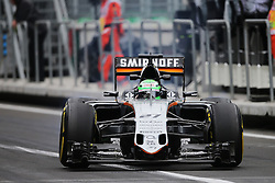 Nico Hulkenberg (GER) Sahara Force India F1 VJM09.<br /> 28.10.2016. Formula 1 World Championship, Rd 19, Mexican Grand Prix, Mexico City, Mexico, Practice Day.<br /> Copyright: Moy / XPB Images / action press