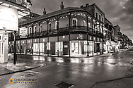 Early morning on Royal Street in the French Quarter in New Orleans, Louisiana, USA