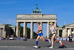 12-08-2018 ATLETIEK: EUROPESE KAMPIOENSCHAPPEN: BERLIJN<br />Ruth van der Meijden finishte als 18e op de marathon.<br /><br />Foto: SCS/Erik van Leeuwen