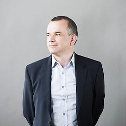 Pierre Matuchet, voyages-sncf.com. Shot in their office at Paris-La Defense, France. 29 April 2010. Photo: Antoine Doyen