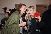 AMANDA FEILDING, THE COUNTESS OF WEMYSS; JULIA DELVES-BROUGHTON, Isabella Blow: Fashion Galore! private view, Somerset House. London. 19 November 2013