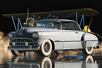 The Pontiac Chietftain from 1950 is considered as the first luxury car of its time and was a pioneer in the design. The car was very well crafted and sported a simple two-door design. It was powered by a chassis that was similar to the American Muscle car of the time and sported some radical changes as well. It sported a magnesium body and the engine were placed behind the seating area. This allowed Pontiac to use full-on alloy wheels for the body while still using the lighter aluminum wheel base that allowed the engine to be placed in the middle of the engine bay. For a smoother ride and more handling abilities, the Pontiac Chiatftain from 1950 used a special four-link racing suspension.<br /> <br /> The interior was completely redesigned with controls and seats that were upholstered in leather to give it a sense of formality. It featured a new double din magazine rack and piano door that were also built into the dash. For an even greater sense of luxury, the Pontiac Chietftain from 1950 had standard audio in the automobile that included a tape deck, vinyl disc player, and CD player. For the first time ever, the Pontiac Chiatftain from 1950 featured a built-in radio that worked off of a standard-size antenna. It also included a three-way tape deck with a CD changer and a center CD speaker that had front and rear speakers as well.<br /> <br /> The Pontiac Chietftain from 1950 is a classic car that is well worth every cent. This is the top version of this design and has been on the road for over fifty years. If you are looking for a top-of-the-line luxury car that is a great conversation piece or if you just want to drive around on the road in comfort, then the Pontiac Chietftain from 1950 might be a great option for you. Although the car is a limited production vehicle, it is still a great way to enjoy the luxury of a top model with the classiness of a top model.