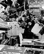 Sound System - DJ's at Notting Hill Carnival - 1979