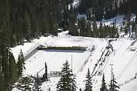 OLYMPIC GAMES VANCOUVER 2010 - WHISTLER (CAN) - PHOTO : VANOC / COVAN / DPPI<br /> WHISTLER BIATHLON STADIUM