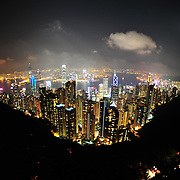 Hong Kong, from Victoria Peak