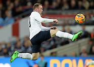 England v Denmark 050314