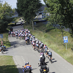 WEERT (NED) CYCLING, SIMAC LADIES TOUR,   August 27th 2021, <br /> Peloton in action