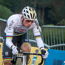 2020-01-01 Cycling: dvv verzekeringen trofee: Baal: Determined to win, Mathieu van der Poel one more time unbeatable