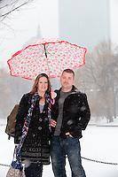 Bethany and Jamie - A Boston Engagement - January 21, 2012
