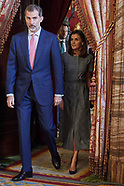 121118 Spanish Royals attends a Meeting of the Board of Trustees of the Princess of Girona Foundatio