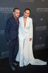 Liam Payne and Rita Ora attends Fifty Shades Freed world premiere at Salle Pleyel on February 06, 2018 in Paris, France. Photo by ABACAPRESS.COM