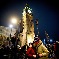 New Year's Eve - London