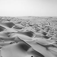 BW Desert