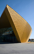 Firstsite building for visual arts architect Rafael Viñoly, Colchester, Essex, England