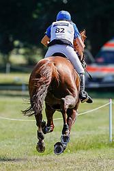 LUHMÜHLEN - Longines CCI5*-L/CCI4*-S Meßmer Trophy<br /> Deutsche Meisterschaften 2021<br /> <br /> DONCKERS Karin (BEL), Leipheimer van't Verahof  <br /> Teilprüfung Gelände<br /> CCI4*-S Meßmer Trophy<br /> Cross-Country<br /> <br /> Luhmühlen, Turniergelände<br /> 19. June 2021<br /> © www.sportfotos-lafrentz.de/Stefan Lafrentz