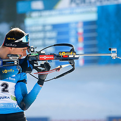 20210221: SLO, Biathlon - IBU Biathlon World Championships 2021 Pokljuka, 15km Mass start Men