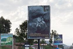 Gorilla Conservation Billboard