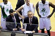 DESCRIZIONE : Milano Coppa Italia Final Eight 2014 Quarti Montepaschi Siena Acea Virtus Roma<br /> GIOCATORE : Marco Crespi<br /> CATEGORIA : coach allenatori time out schema <br /> SQUADRA : Montepaschi Siena<br /> EVENTO : Beko Coppa Italia Final Eight 2014 <br /> GARA : Montepaschi Siena Acea Virtus Roma<br /> DATA : 07/02/2014 <br /> SPORT : Pallacanestro <br /> AUTORE : Agenzia Ciamillo-Castoria/N.Dalla Mura<br /> GALLERIA : Lega Basket Final Eight Coppa Italia 2014 <br /> FOTONOTIZIA : Milano Coppa Italia Final Eight 2014 Quarti Montepaschi Siena Acea Virtus Roma